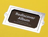 Rediscover Album