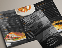Magestik - Flyer Menu Design