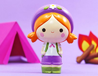 Momiji | Adventure Doll