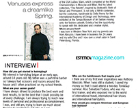 Estetica Magazine_Della Penna Profile