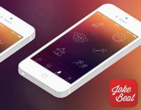 JokeBeat app