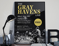 The Gray Havens - Concert Promo