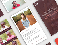Hai Africa Branding and Responsive Website