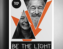 Be the light || Poster