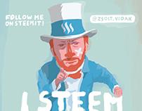 Steemit advertise