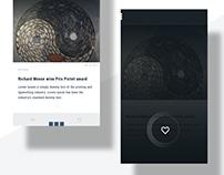 Social Network Startup UI Design