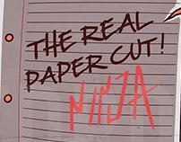 The Paper Cut!