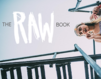 Promotional Campaign for The RAW Book