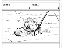 Storyboard: Christmas Special 2015