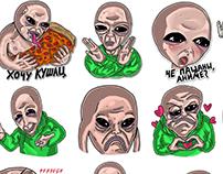 ZYOMA Telegram Stickers