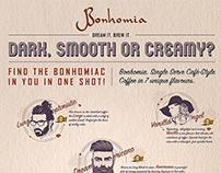 Bonhomia Gourmet Coffee