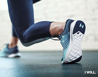 Under Armour Threadborne Push Product Launch Campaign