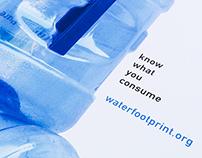 Water Footprint Posters