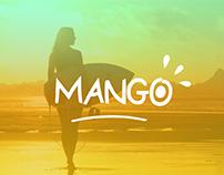 Mango Script Font