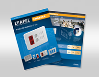 Efapel - Product Detail Catalog - Brochure