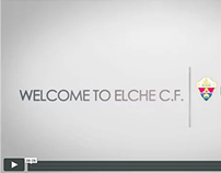 Vídeo - Welcome to Elche C.F.