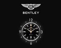 Bentley Infotainment Interface