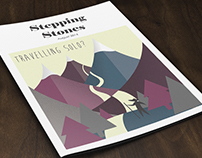 Illustration: Travel Magazine 'Stepping Stones'