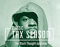 Tax Season - Podcast Promo