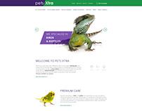 Website Design - Pets Xtra.