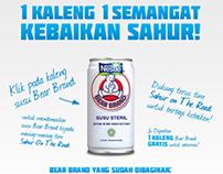Bear Brand Ramadhan Campaign