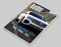 Editorial Design: AutOh! Magazine Issue 9