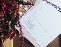 Custom Stationery Correspondence Cards