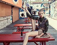 """Interview Magazine - """"Kriss Kulyk"""""""