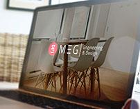 Brand Identity Studio MEG