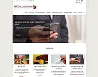 Página Web para trámites consulares - Venezuela