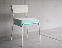 Chair Rehab: Cake