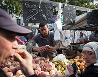 Belleville's market