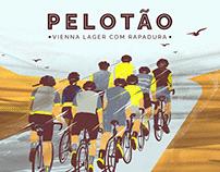 Cerveja Pelotão - Tarantino e Dádiva