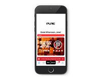 Pure International x App Use