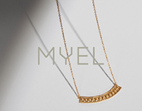 Myel Jewelry - Website