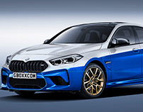2020 BMW M2 Gran Coupe Duo Color