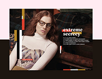 Extreme secrecy - Stories Collective
