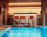 Water pools Loft