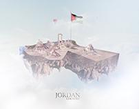 Fly Jordan Map 2017