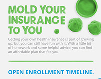HealthMarkets Open Enrollment Infographic