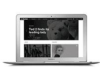 Nerdist.com Redesign