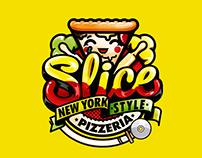 Brand slice pizzeria korea