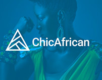 ChicAfrican - Showcase Website