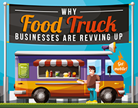 Why Food Trucks Are Revving Up