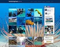 TechDivingTeam Web Design Vol.2