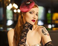 Miss Glitter Painkiller - Delaville Café