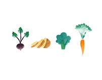 Nice veggie guys