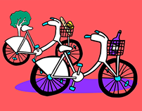 THE BIKE-SHARE BOOM