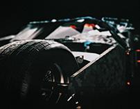 Digital Tumbler™ - Concept CGI