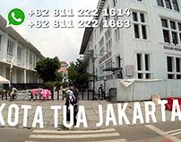 Pakej Percutian Jakarta Bandung Indonesia 2019